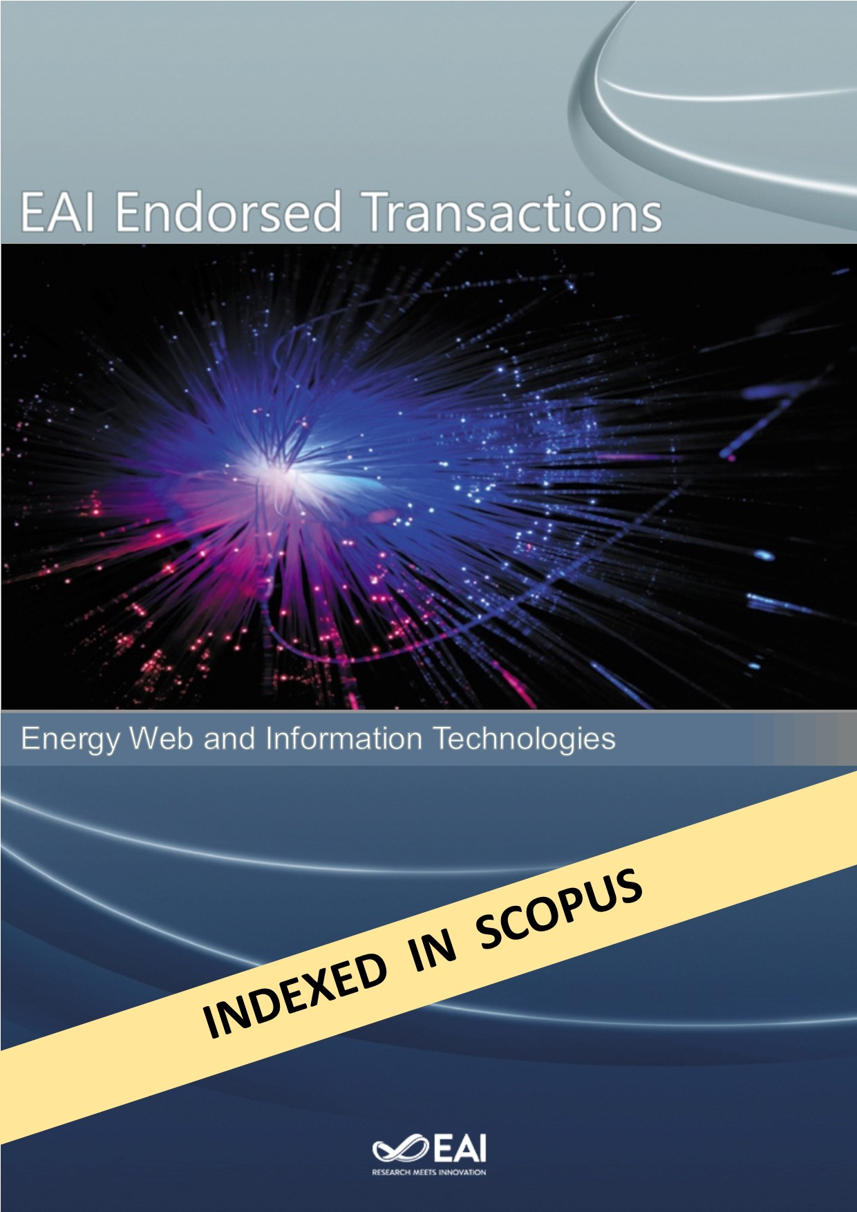 EAI Endorsed Transactions on Energy Web - EUDL