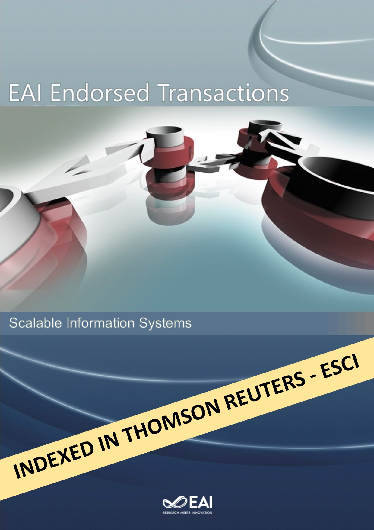 EAI Endorsed Transactions on Scalable Information Systems - EUDL
