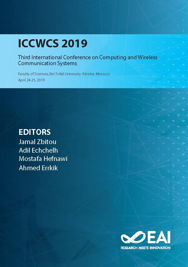 ICCWCS 2019 - EUDL