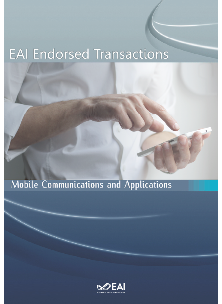 Eai Endorsed Transactions On Mobile Communications And Applications Eudl